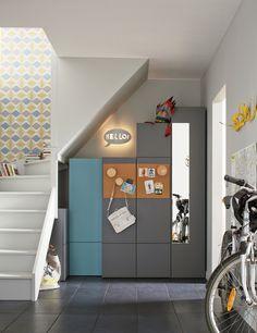 Cloison à lames orientables Yotta beige | Pinterest | Séparer ...