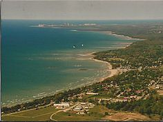 Kincardine Ontario, Canada Beach - Lake Huron Postcrossing.com ca-519003