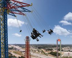 In the Spotlight: Six Flags Over Texas
