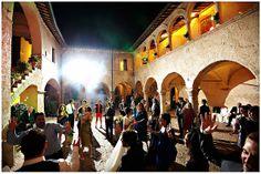 festa al convento. matrimonio in Umbria. Italy wedding