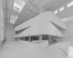 CGI - Cannon Design Regional Offices Cannon Design, Vadym Mylostiuk on ArtStation at https://www.artstation.com/artwork/aymnJ