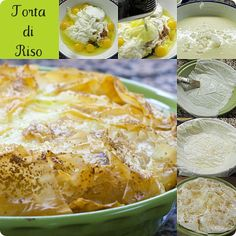 SGCC Encore: Torta di Riso for Easter | Sticky, Gooey, Creamy, Chewy | A Blog About Food with a Little Life Stirred In