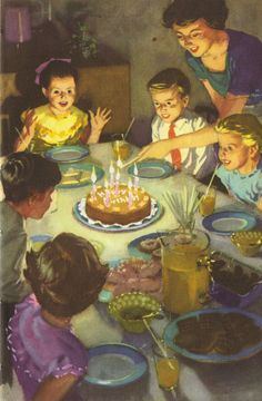 Whether your gran gave you her dog-eared copies or you were forced to read them at school, Ladybird books celebrates a 100 years of amazing illustration with a new exhibition. Vintage Pictures, Vintage Images, Vintage Art, Ladybird Books, Illustrations Vintage, Vintage Birthday Parties, Vintage Housewife, Arte Country, Retro Art
