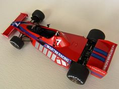 Brabham BT46 SURFACE COOLERS