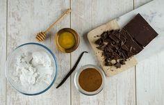 Healthy Dark Chocolate Mousse Recipe