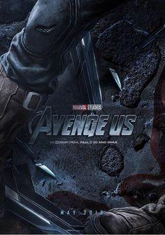 Avenge Us (Captain America) by BossLogic