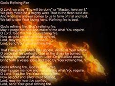 God's Refining Fire ny Mrgreen23msgreen