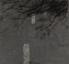 Kevin Lincoln Zen garden 9 Oil on canvas 99 x 107 cm