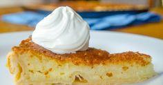 Buttermilk Slab Pie