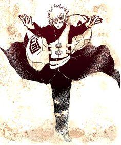 Most awesome of naruto series= Gaara (or itachi or neji, but seriously. Gaara).