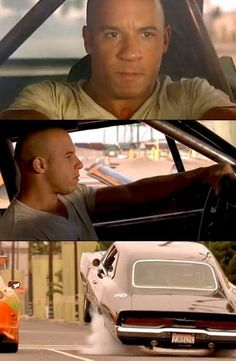 Vin Diesel -Fast and Furious