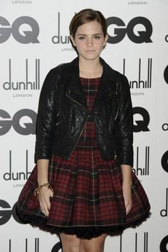 GQ Men of The Year Awards 2011 - Arrivals September 6th 2011in London England Emma Watson photo