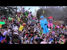 You knew it was coming: The #HarlemShake, #Baylor edition.