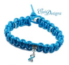 Hey, I found this really awesome Etsy listing at https://www.etsy.com/listing/177877505/cervical-ovarian-cancer-tourettes