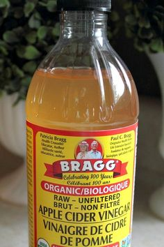 Apple cider vinegar has so many great uses for home and health! I'm so happy to have found out about all of these!