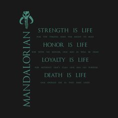 Check out this awesome 'TheMandalorianCode' design on - Star Wars Mandalorian - Ideas of Star Wars Mandalorian - Check out this awesome 'TheMandalorianCode' design on Star Wars Pictures, Star Wars Images, Star Wars Rpg, Star Wars Rebels, Gi Joe, Starwars, Jedi Code, Mandalorian Armor, Jedi Armor