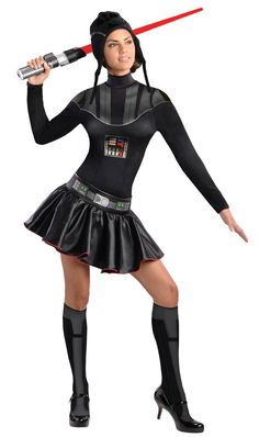 Costume Craze has released a 2013 collection of sexy Star Wars costumes for the ladies. Each costume is available to pre-order online at Costume Craze and will arrive this summer.