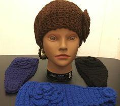 Ready to Ship! Women's Beautiful Crochet Flower Ear-warmer/Headband- Fits: Teens - Adults by LadyAntoinettDesigns on Etsy https://www.etsy.com/listing/553993763/ready-to-ship-womens-beautiful-crochet