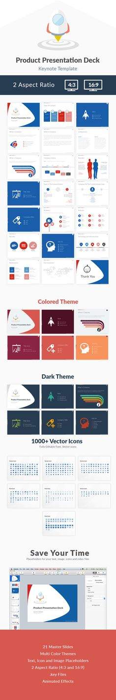 Product Powerpoint Presentation Deck (PowerPoint Templates)