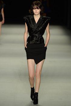 Saint Laurent Spring 2014 Ready-to-Wear Collection - Paris Fashion Week #Saint Laurent #YSL #PFW