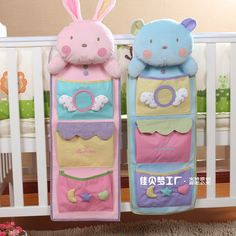New ideas baby diy bed storage Sewing Dolls, Sewing Box, Sewing Tips, Sewing Clothes, Baby Crib Bedding, Baby Diaper Bags, Baby Cartoon, Baby Kind, Sewing Projects For Beginners
