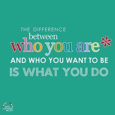 What are YOU doing? #erincondren #ECquotes #quotes