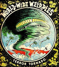 Ken Reid - World Wide Weirdies 24