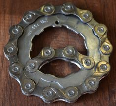 Gear & Chain Bottle Opener - Solid 14T