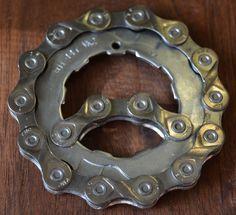 Gear & Chain Bottle Opener - Solid 14T