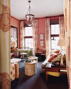 Wes Anderson inspired home decor, love it! Must have...well... NOW!