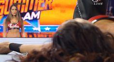 Nikki Bella Tweets About Her Turn on Brie During WWE SummerSlam, Autin Tweets About Brock Lesnar vs. John Cena, Ziggler Tweets - http://www.wrestlesite.com/wwe/nikki-bella-tweets-turn-brie-wwe-summerslam-autin-tweets-brock-lesnar-vs-john-cena-ziggler-tweets/