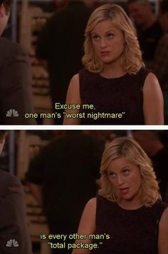 You tell him, Knope!