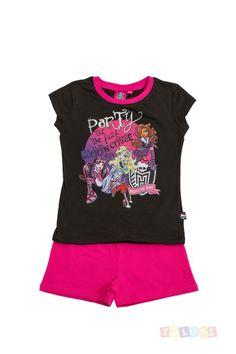 Pyjama Fille Monster High Party http://www.toluki.com/prod.php?id=386 #Toluki #enfant