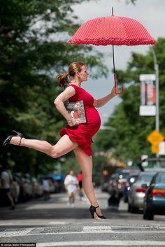 New York, NY - Annmaria Mazzini, 3 years later