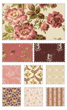 Isabella by Erin Studios for Penny Rose Fabrics—Subscribe to our newsletter at http://www.rileyblakedesigns.com/newsletter/