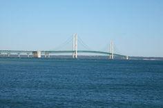 Le pont Mackinac- USA