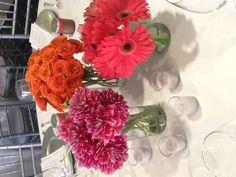 Roses,dalias,gerberas
