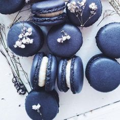 Nectar and Stone- Freckles and blush- Chocolate, wedding gift, black chocolate Nectar And Stone, Halloween Cocktails, Ravenclaw, Macaron Bleu, Wallpaper Sky, You Are My Moon, Everything Is Blue, Something Blue Wedding, Wedding Blue