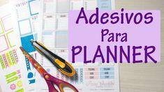 Adesivos para planner: onde e como baixar GRÁTIS!