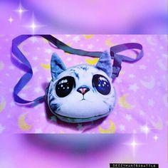 A purse with my face on it 🐱  #purse #accessories #aesthetic #kitty #cat #neko #eyes #wish #kawaii #pastel #cute #package #meow #onlineshopping #wishapp #bags #ootd #4thofjuly #kawaiitheme #nerd #geek #aesthetics #tumblraesthetic #tumblrpost