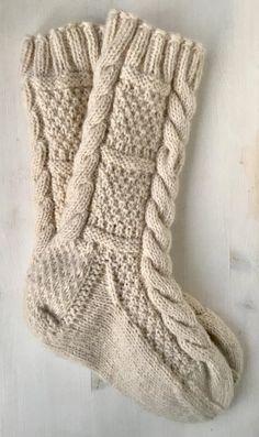 Eco wool yarn knit socks Wool socks House slippers Knitted socks Womens socks Males socks Heat so Knitted Slippers, Knitted Gloves, Knitting Socks, Cable Knitting, Seamless Socks, Warm Socks, Colorful Socks, Boot Socks, Cotton Socks