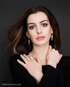 Anne Hathaway, photo by Brian Smith, 2012