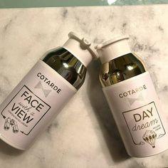 """Reposting @holayasmany:  ... """"Probando nuevo skin care de @cotarde cremitas para hidratar y el empaque esta de """"me muero"""" de bonito.  El otro es un serim hidratante de @skederminc. ------ Trying new skin care @cotarde the package is so cute!  The other one is a hydrating booster serum @skederm.inc"""""""