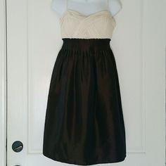 Sale Gorgeous Max & Cleo Brown & Tan Dress