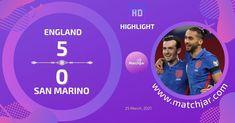 Soccer Highlights, World Cup Qualifiers, England, Goals, English, British, United Kingdom