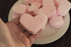 Homemade marshmallows. I've made these several times, usually dipped in chocolate. LOVE them.