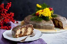 Datlový karamelový dezert