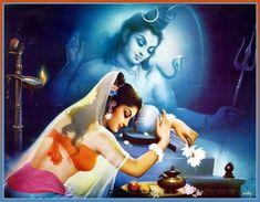 Shiva Parvati Images, Saraswati Goddess, Shiva Art, Om Namah Shivaya, Print Calendar, Hindu Deities, Mobile Wallpaper, Cosmos, Disney Characters