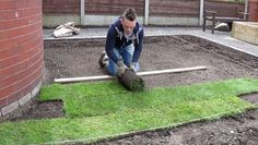 Laying turf is easy once you know how. Let Garden Ninja guide you through laying your own lawn.