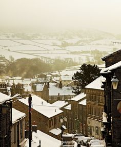Haworth, Northern England